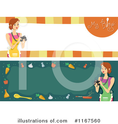 Web Site Banners Clipart #1167560 by BNP Design Studio