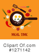 Food Clipart #1271142 by Vector Tradition SM