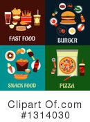 Food Clipart #1314030 by Vector Tradition SM