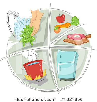 Cooking Clipart #1321856 by BNP Design Studio