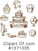 Food Clipart #1371335 by Vector Tradition SM
