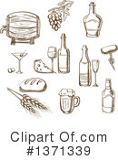 Royalty-Free (RF) Food Clipart Illustration #1371339