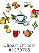 Food Clipart #1379705 by Vector Tradition SM