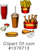 Food Clipart #1379713 by Vector Tradition SM