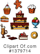 Food Clipart #1379714 by Vector Tradition SM