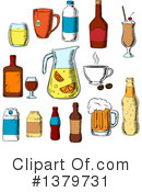 Food Clipart #1379731 by Vector Tradition SM