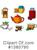Food Clipart #1380790 by Vector Tradition SM