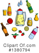 Food Clipart #1380794 by Vector Tradition SM