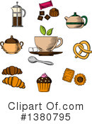 Food Clipart #1380795 by Vector Tradition SM