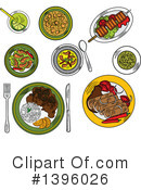 Food Clipart #1396026 by Vector Tradition SM
