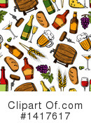 Food Clipart #1417617 by Vector Tradition SM