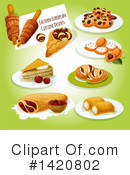 Food Clipart #1420802 by Vector Tradition SM