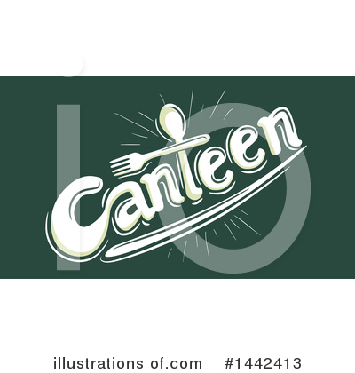 Cafeteria Clipart #1442413 by BNP Design Studio