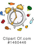 Royalty-Free (RF) Food Clipart Illustration #1460446