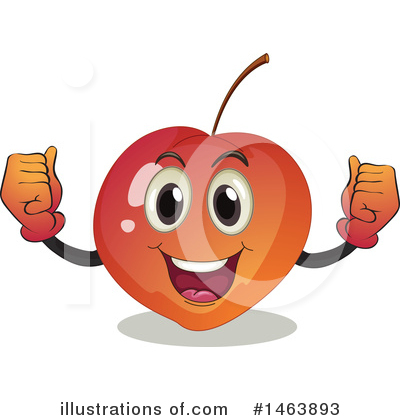 Cherry Clipart #1463893 by Graphics RF