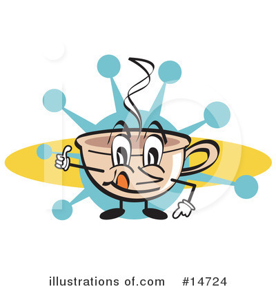 Coffee Clipart #14724 by Andy Nortnik