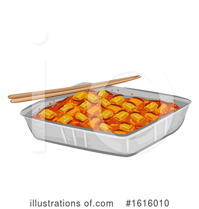 Royalty-Free (RF) Food Clipart Illustration by BNP Design Studio - Stock Sample #1616010