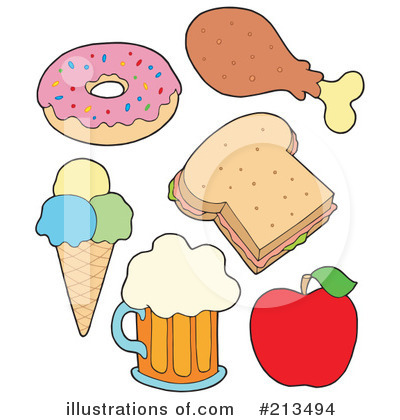 Ice Cream Clipart #213494 by visekart