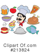 Food Clipart #213824