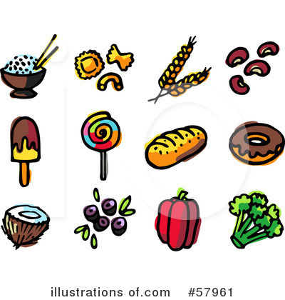 Nutrition Clipart #57961 by NL shop