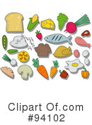 Food Clipart #94102