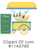 Food Stand Clipart #1143795