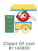Food Stand Clipart #1143800