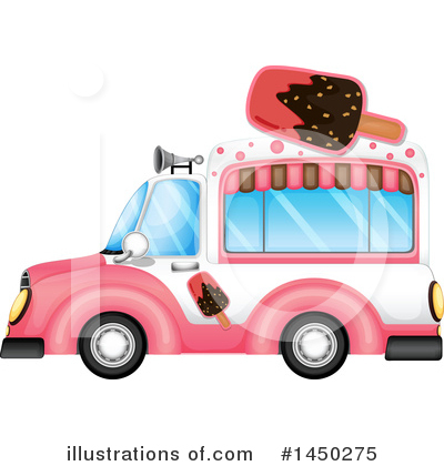 Food Truck Clipart #1450275 by Graphics RF