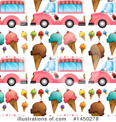 Food Truck Clipart #1450278 by Graphics RF