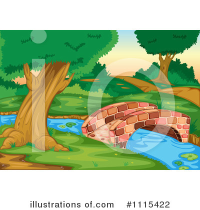 Park Clipart #1115422 by Graphics RF