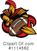 Football Clipart #1114582