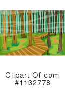 Forest Clipart #1132778 by Graphics RF