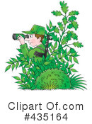 Royalty-Free (RF) forest ranger Clipart Illustration #435164