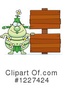 Forest Sprite Clipart #1227424