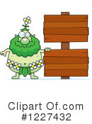 Forest Sprite Clipart #1227432