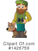 Royalty-Free (RF) Forester Clipart Illustration #1426759