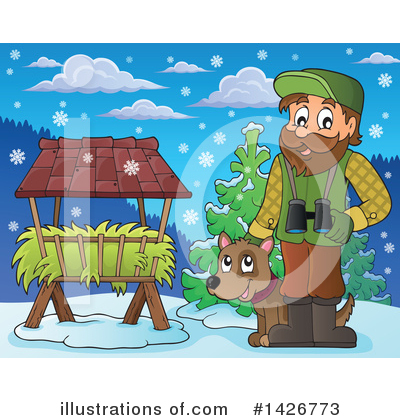 Forester Clipart #1426773 by visekart
