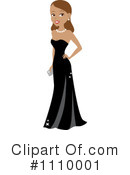 Formal Clipart #1110001 by Rosie Piter