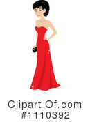 Formal Clipart #1110392 by Rosie Piter