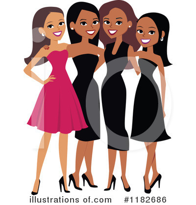 Formal Clipart #1182686 by Monica