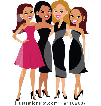 Fashion Clipart #1182687 by Monica