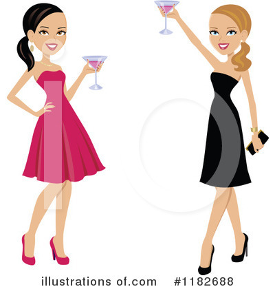 Formal Clipart #1182688 by Monica
