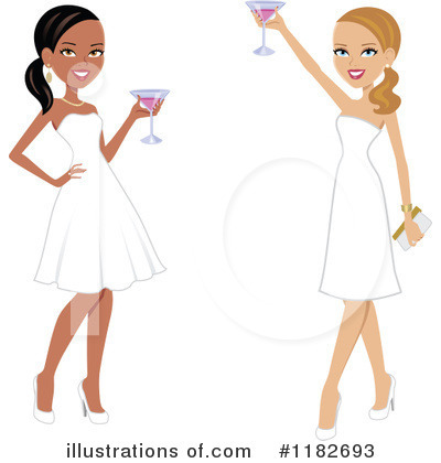 Formal Clipart #1182693 by Monica
