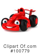 Formula One Clipart #100779 by Julos