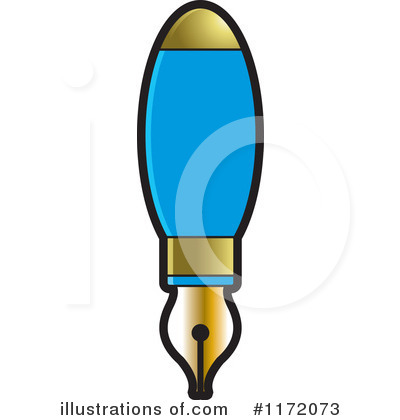 Writing Clipart #1172073 by Lal Perera