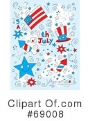 Fourth Of July Clipart #69008