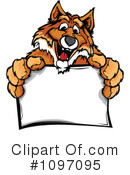 Royalty-Free (RF) Fox Clipart Illustration #1097095