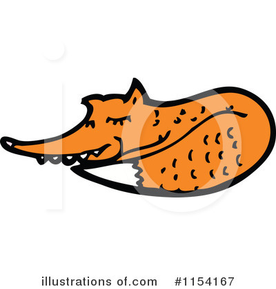 Fox Clipart #1154167 by lineartestpilot