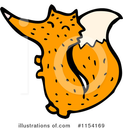 Fox Clipart #1154169 by lineartestpilot