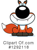 Fox Clipart #1292118 by Cory Thoman